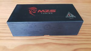 MZS Shorty Levers, box