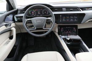 Audi Virtual Mirror - Screen